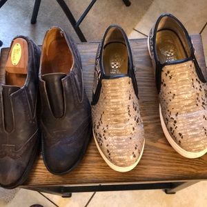 Loafers/wingtips